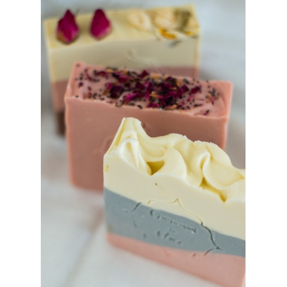 Select Any 3 Artisan Soaps for $25