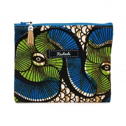 Clutch Cosmetic Bag – Mbegu (Seed)