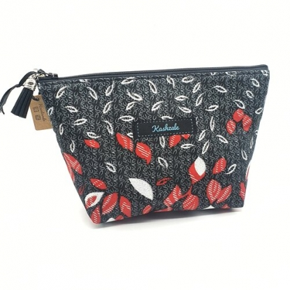 Cosmetic Bag – Moto (Fire)