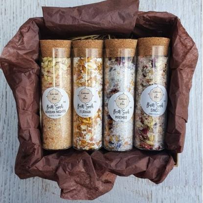 Bath Soak Gift Set – Dhow Box