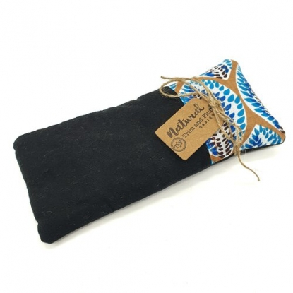Eye Pillow – Jani (Leaf) – Natural Unscented