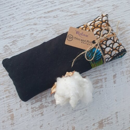 Eye Pillow – Mbegu (Seed) – Natural Unscented