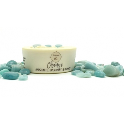 Handmade Crystal Soap Bar – Chanya