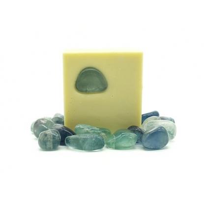 Handmade Crystal Soap Bar – Hata