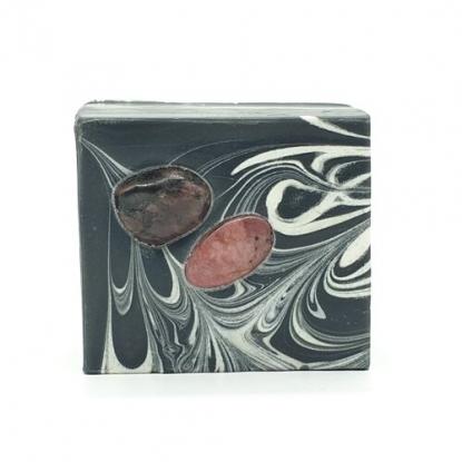 Handmade Crystal Soap Bar – Waridi