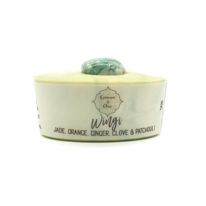 Handmade Crystal Soap Bar – Wingi