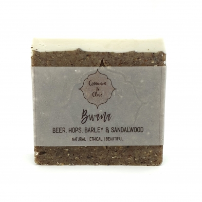 Handmade Natural Soap Bar – Bwana