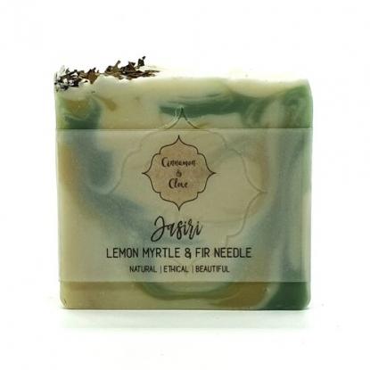 Handmade Natural Soap Bar – Jasiri