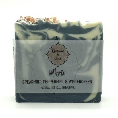 Handmade Natural Soap Bar – Mtoni