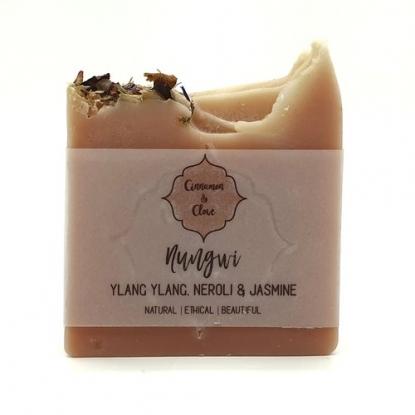 Handmade Natural Soap Bar – Nungwi