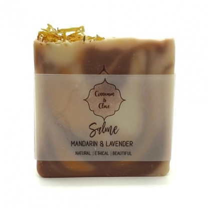 Handmade Natural Soap Bar – Salme