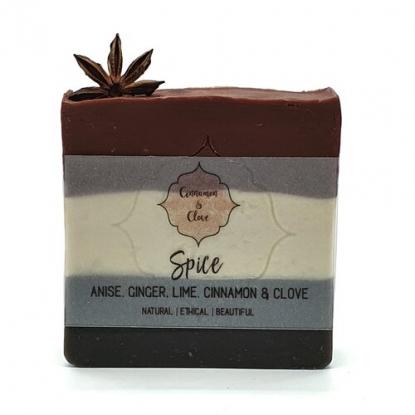 Handmade Natural Soap Bar – Spice