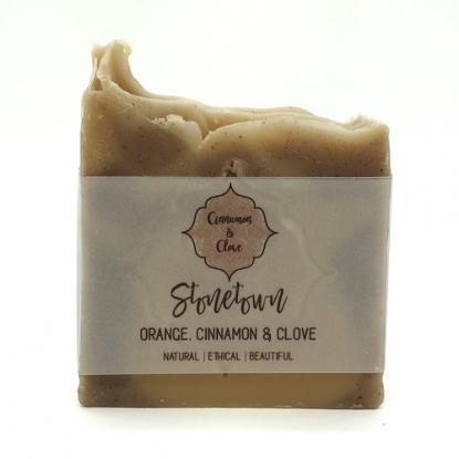 Handmade Natural Soap Bar – Stonetown