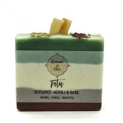 Handmade Natural Soap Bar – Tatu