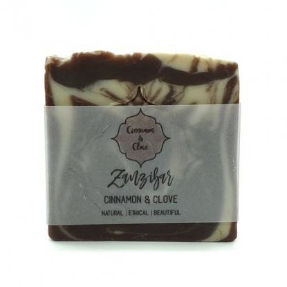 Handmade Natural Soap Bar – Zanzibar