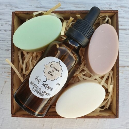 Natural Hair Care Gift Set – Karimu