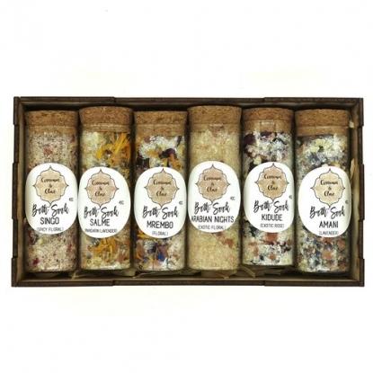 Bath Soak Gift Set – Kuelea Box