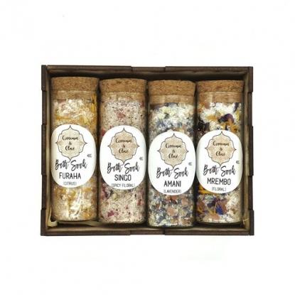 Bath Soak Gift Set – Kutoroka Box