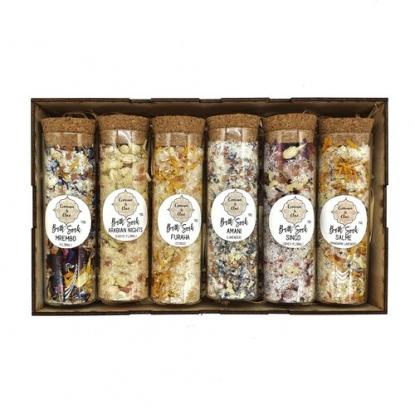 Bath Soak Gift Set – Loweka Box