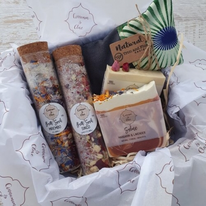 Soap and Body Care Gift Sets