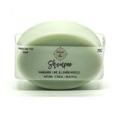 Handmade Natural Shampoo Bar – Citrus