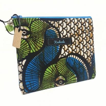 Toiletry / Cosmetic Bag – Mbegu (Seed)