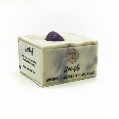Handmade Crystal Soap Bar – Upendo