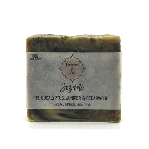 Handmade Natural Soap Bar - Jozani