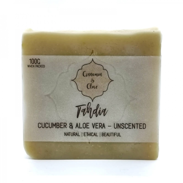 Handmade Natural Soap Bar - Tahdia