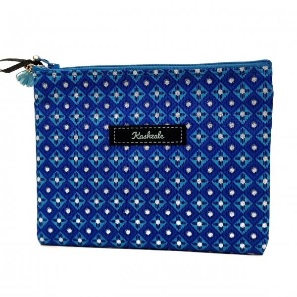 Clutch Cosmetic Bag - Almasi (Diamond) - Cinnamon and Clove
