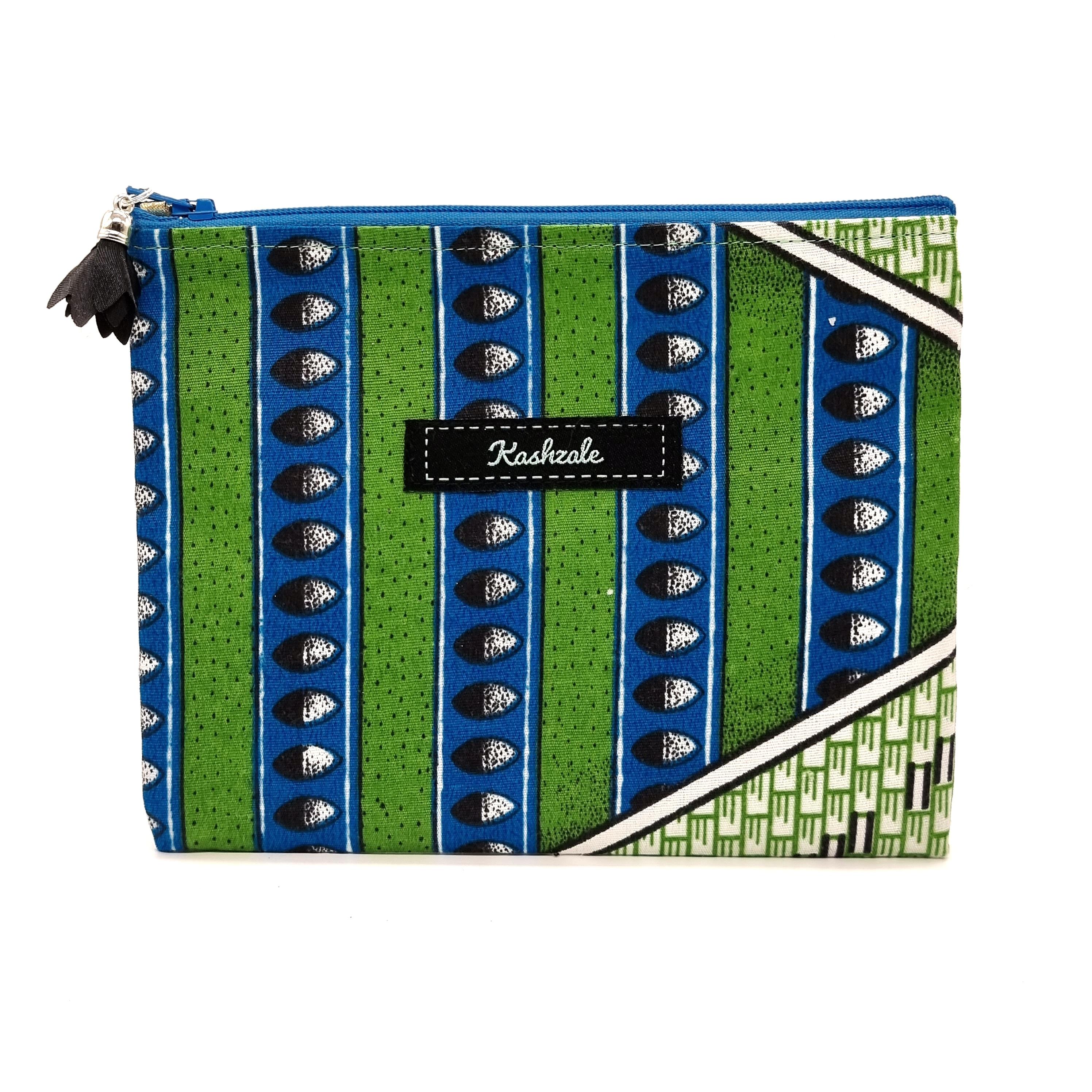 Clutch Cosmetic Bag – Kabila (Tribe)