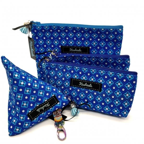 Cosmetic Bag Collection - Almasi (Diamond) - Cinnamon and Clove