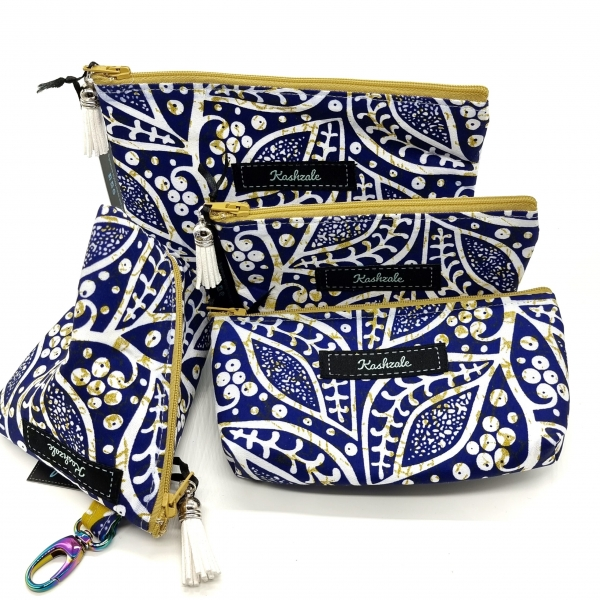 Cosmetic Bag Collection - Hewa (Air) - Cinnamon and Clove