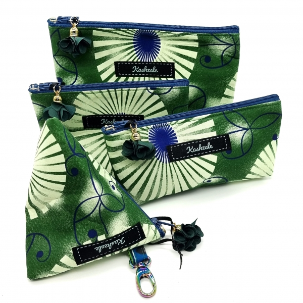 Cosmetic Bag Collection - Miti (Trees) - Cinnamon and Clove