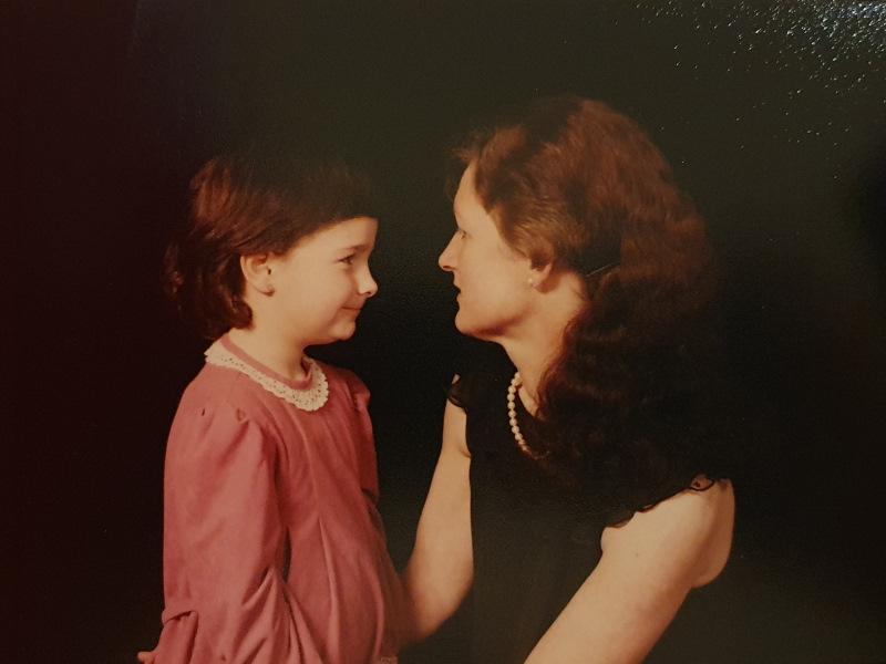 Meegan and Sheryl - Sheyrl's Gifts - Cinnamon and Clove