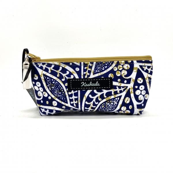 Sunglasses Cosmetic Bag - Hewa (Air) - Cinnamon and Clove