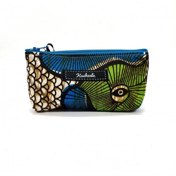 Sunglasses Cosmetic Bag - Mbegu (Seed) - Cinnamon and Clove