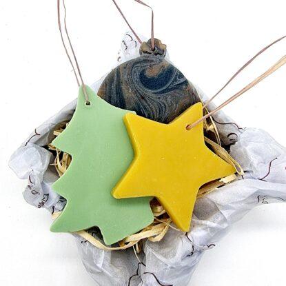 Festive Soap Ornament Gift Set – Zawadi Box